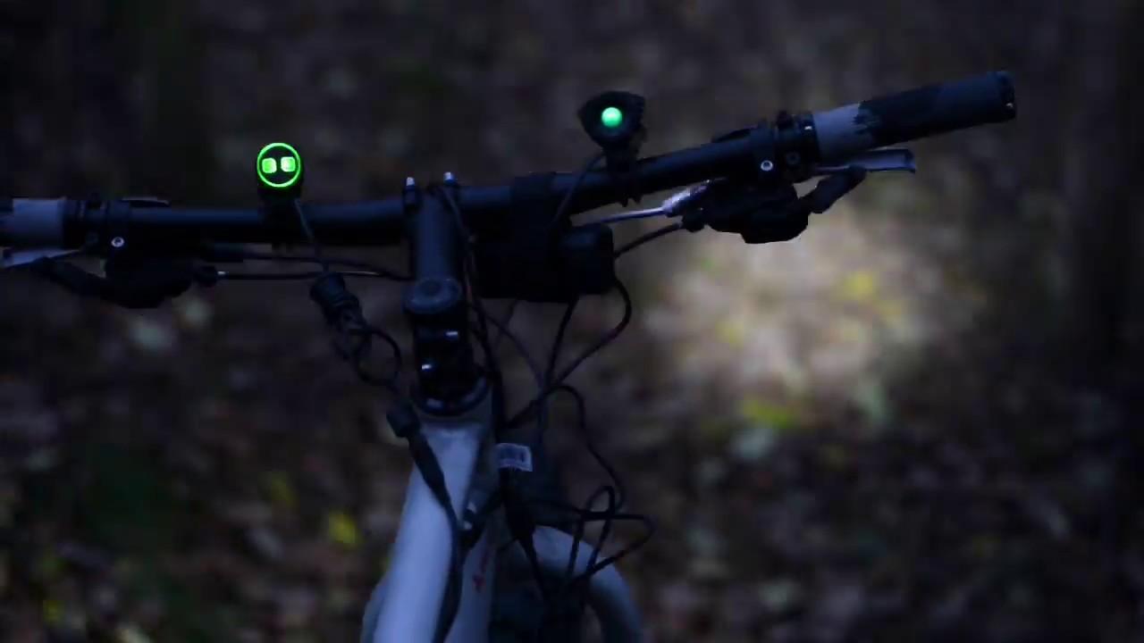 Test Lampek Rowerowych Prox Avior I I Prox Eco Ii Youtube