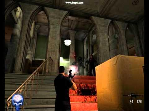 The Punisher War Zone Trailer 2011.avi - YouTube