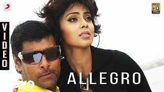 Kanthaswamy - Allegro Video | Vikram, Shreya