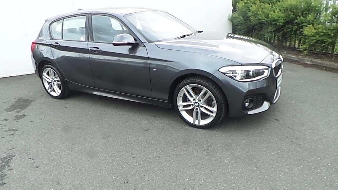 bmw 118i mineral grey youtube. Black Bedroom Furniture Sets. Home Design Ideas
