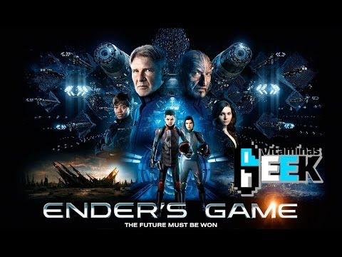 Previo Ender`s Game | Vitaminas Geek