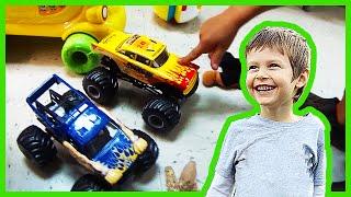 Іграшка День Полювання Вантажівка 1