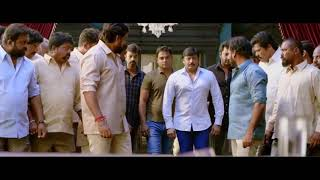Ram Charan Powerfull Warning Scene VVR
