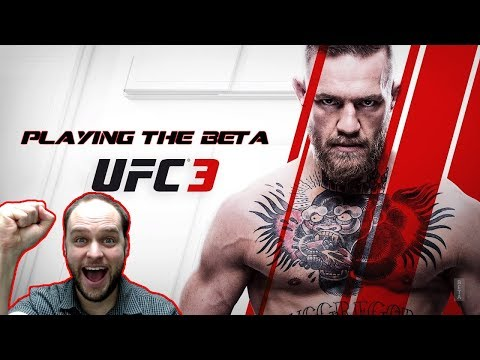 This Game Is Actually Awesome! - EA Sports UFC 3 Beta - Gameplay [#01]