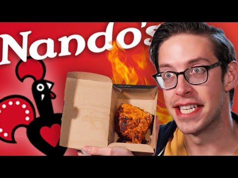 Keith Eats Everything At Nando's PERi-PERi Chicken