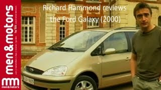 Richard Hammond Reviews The Ford Galaxy (2000)(Richard Hammond reviews the Ford Galaxy, looking at it's capabilities as an MPV, it's features, driving performance and design., 2013-10-08T13:30:28.000Z)