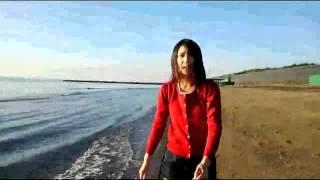 【地球少女あこ】いなげの浜で波を愛でる。 いなげの浜の美しさを、コン...