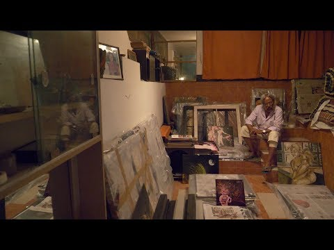 A Day In An Artists Life | A Day In Ashok Guda's Life