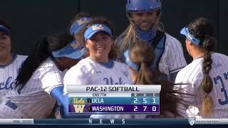 UCLA-Washington March 16 Highlights