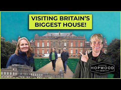 BRITAIN'S BIGGEST HOUSE! - Hopwood XIV - Hopwood Hall Estate Restoration