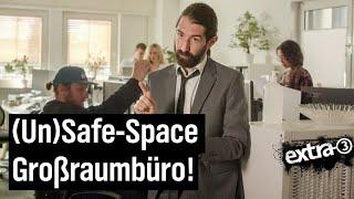 Großraumbüro – Corona-Infektionsherd außer Kontrolle