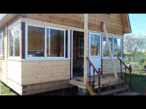 Как построить крыльцо дома поэтапно своими руками