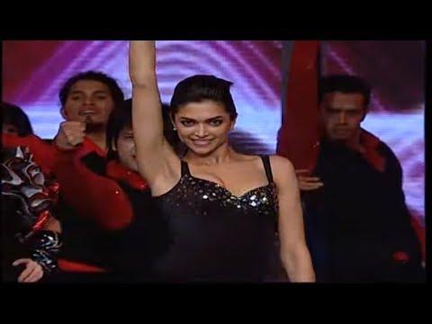 55th Filmfare Award  Show 2009   Shahrukh Khan   Deepika Padukone   Shashi Kapoo