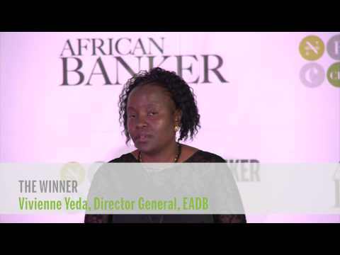Vivienne Yeda - African Banker of the Year