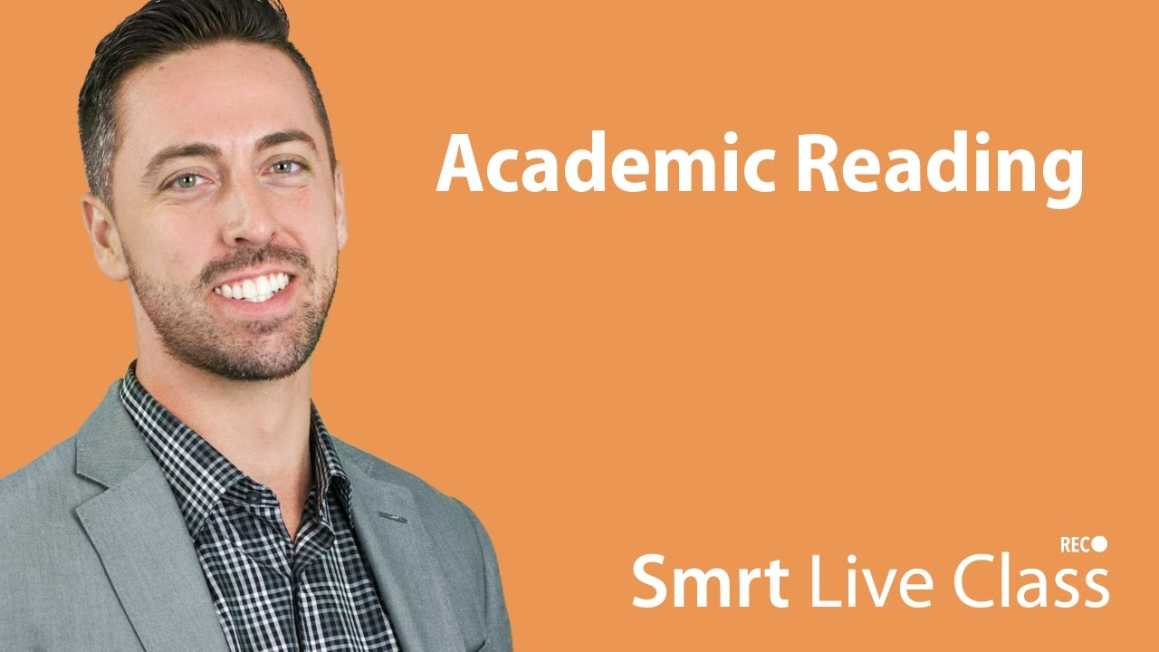 Academic Reading - English for Academic Purposes with Josh #31