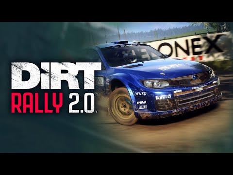 DiRT Rally 2.0 | Season One | Stage Three [UK]