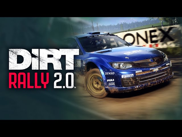 DiRT Rally 2.0 | Season One | Stage Three [UK]