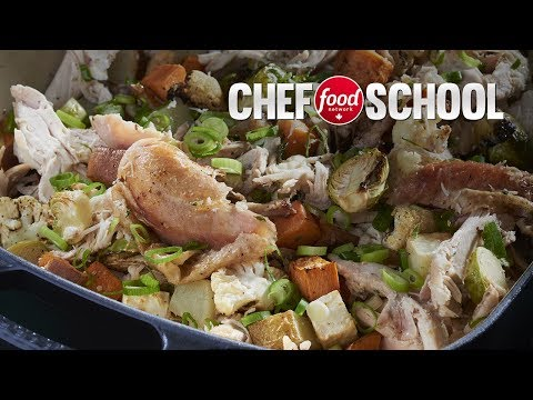 Michael Smith's Easiest Roast Chicken Dinner | Chef School