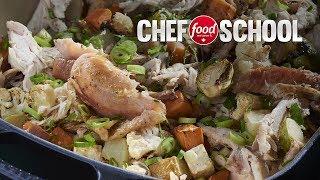 Michael Smith's Easiest Roast Chicken Dinner   Chef School