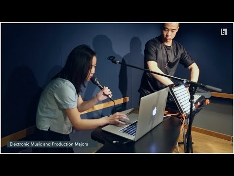 Electronic Production and Design (EPD) at Berklee College of Music