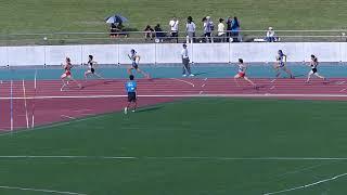 2017東部高校新人 女子400m 決勝