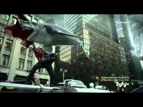 Sharknado 2 the Best of