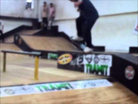 Tio Juba na  True skate park