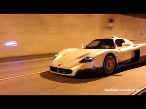 Maserati MC12 In Tunnel
