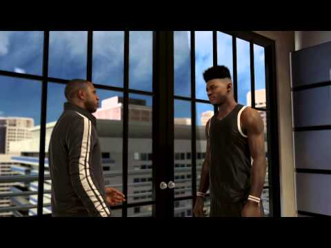 NBA 2K15 Off-Season Saga - WTF is Ty Lawson saying?