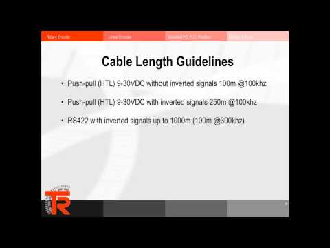 Encoder Cable 101