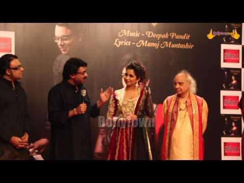 Sanjay Leela Bhansali at shreya Goshal Birthday   Humnasheen Ghazal Album Launch