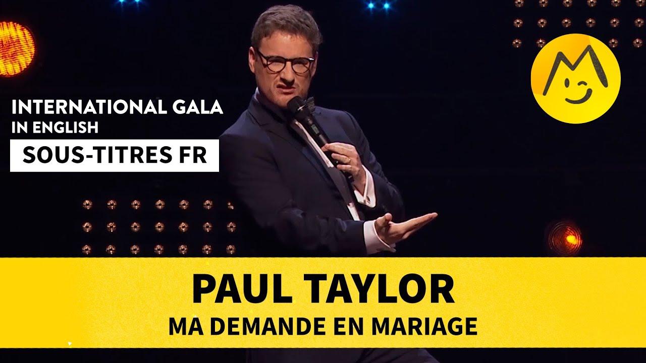 Paul Taylor - Ma demande en mariage (STFR)