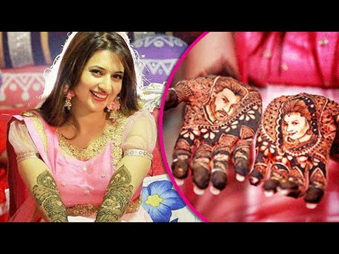 Divyanka Tripathi WEDDING : MEHENDI CEREMONY | Unseen Pictures | #DiVek