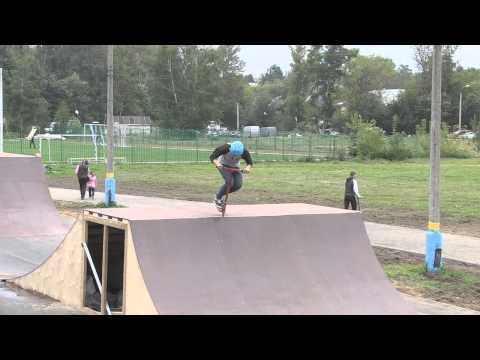 kick scooter контест, г.Щелково, Миронов Андрей 20130831