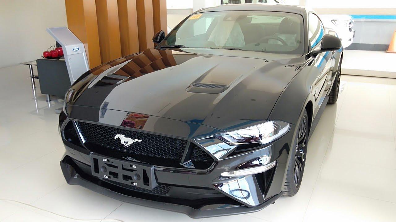 Mustang Gt 2019 Philippines Walkaround Youtube