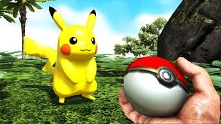 THE MOST REALISTIC 3D POKEMON EXPERIENCE!