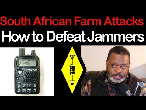 How to defeat active Jamming with existing equipment