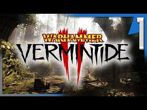 Vermintide 2: KERILLIAN WAYSTALKER - REGEN/DAGGER/HUNTING