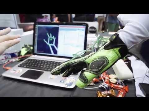 Rice Hands Omni VR Glove