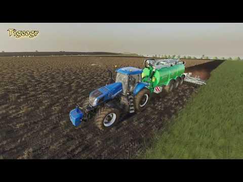 Farming Simulator 19 - How do they work, Herbicide & Fertilization