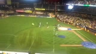 Ecuador vs Chile at City Field New York