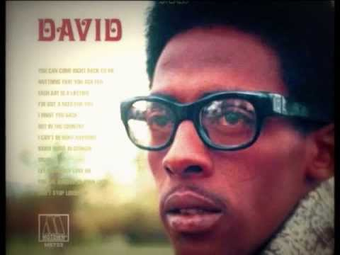 """DAVID RUFFIN -""""YOU CAN COME RIGHT BACK TO ME"""" (1971)"""