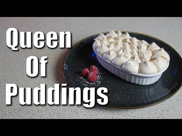 Queen Of Puddings | Baking With ChefJohnReed
