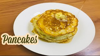 Pancakes Recipe || Fluffy Delicious Pancakes Recipe