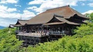 Kiyomizu Temple & Kyoto Japan!