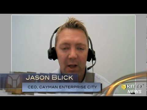 Cayman Looking To Build CME? - Jason Blick (Cayman Enterprise City)