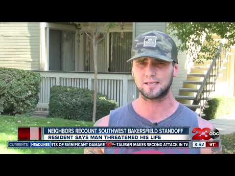 Neighbors speak out about Southwest Bakersfield standoff