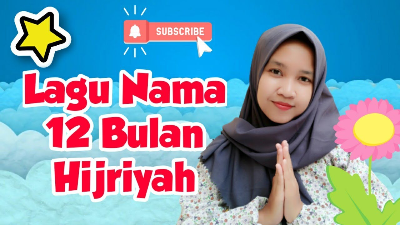 Lagu Nama nama Bulan Hijriyah