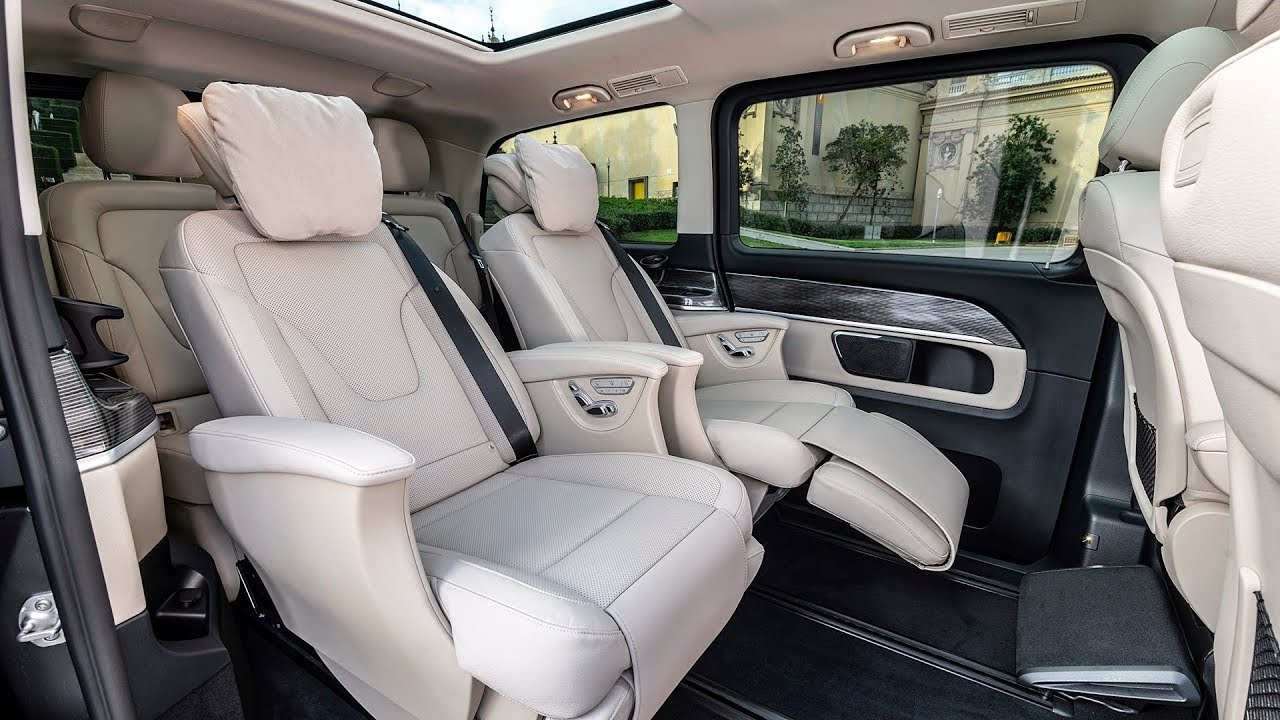 2020 mercedes benz v class interior youtube 2020 mercedes benz v class interior