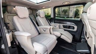 2020 Mercedes-Benz V-Class - INTERIOR
